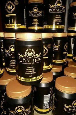 Royal Milk